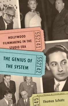 AmazonSmile: The Genius of the System: Hollywood Filmmaking in the Studio Era by Thomas Schatz, Steven Bach. Bought this :)