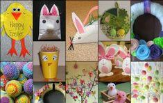 Lavoretti di Pasqua per i bambini della scuola dell'infanzia - Lavoretti di Pasqua per i piccoli