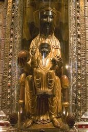 Montserrat Shrine, Spain