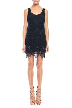 Perfect for that holiday party or new year's eve!! HAILEY DRESS from Walter Baker