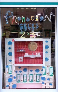 Gel de ducha #farline #dermofarmacia #higiene #salud #escaparate #farmaciaabella