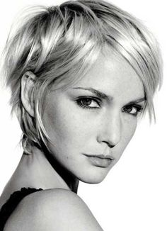 20 short hairstyles for straight hair 13 photo