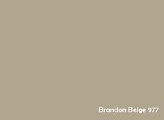 BM-Brandon-Beige-977.jpg (520×382)  This is one shade darker and more yellow than Smokey Taupe.