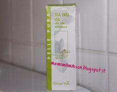 Memi Ma Maison: Bottega Verde: Tea Tree Oil (olio alla melaleuca)