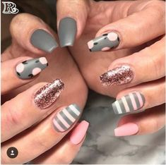 35+ Acrylic Nails Designs and Ideas 2018 - Reny styles