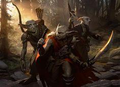 Hoblites | Fantasy characters creatures