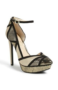 Jessica Simpson 'Vindie' Platform Pump available at #Nordstrom