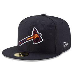 Atlanta Braves New Era 2017 Spring Training Diamond Era 59FIFTY Fitted Hat - Navy - Fanatics.com