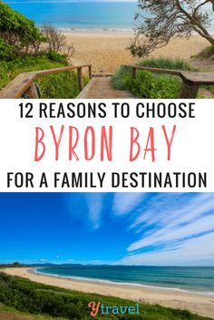 Byron Bay is not just great for surfers or the spiritually minded. It's also great for families. Here are 12 reasons why!