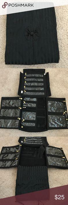 Four N Fold Organizer Black Household Essentials Four N Fold