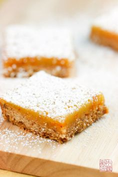Apricot Cheesecake Bars | satisfying my sweet tooth | Pinterest ...