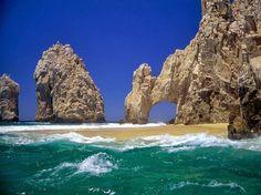 Lands End, Cabo San Lucas, Mexico