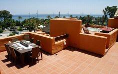 Marbella Direct - Beautiful Beachfront Penthouse in Marbella  http://www.marbelladirect.com/en/property/id/651555-beautiful-beachfront-penthouse-marbella