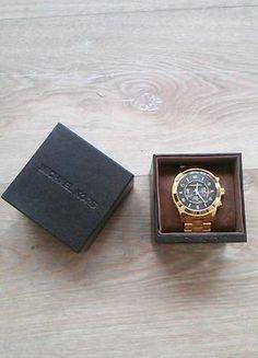 Kupuj mé předměty na #vinted http://www.vinted.cz/doplnky/hodinky/10559267-zlate-hodinky-mk