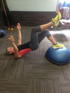 5 Bosu Ball exercises for cyclists
