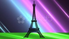 eiffel tower - Stock Footage   by agusacosta