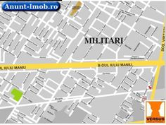 Anunturi Imobiliare 2 camere Militari - Veteranilor