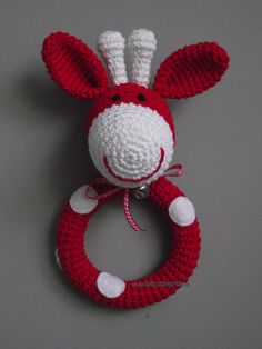 crochet baby toys