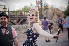 Dapper Day, Pink Elephant, Disneybound, Elephants, Florida, California, Events, Road Trip To Disney, Disney Bound
