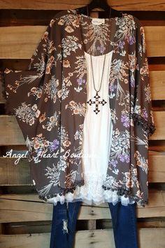 Plus Size Boutique - Angel Heart Boutique – Page 3 Plus Size Cardigans, Cute Cardigans, Plus Size Tops, Plus Size Lace Dress, Plus Size Dresses, Plus Size Outfits, Cute Cardigan Outfits, Plus Size Boutique, Angel Heart