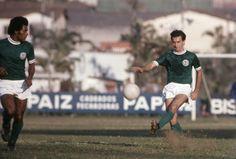 3° - Dudu - 609 jogos entre 1964 e 1976