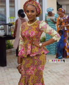 Beautiful Ankara Skirt and Blouse Styles For Wedding. Hello Beautiful Fashionistas Today we bring you 2020 Creative And Beautiful Ankara Skirt and Blouse Styles For Wedding. Best African Dresses, African Fashion Ankara, Latest African Fashion Dresses, African Traditional Dresses, African Print Dresses, African Print Fashion, Africa Fashion, African Attire, African Wear