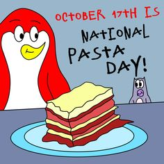 national pasta day what is your favorite type of pasta