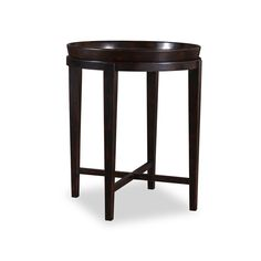 PORTLAND TIMBER SIDE TABLE