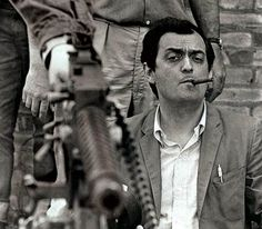 Filmmaker Stanley Kubrick was born on this day, July 26, in 1928. He died in 1999. Thanks for the films, Mr. Kubrick. #cigar