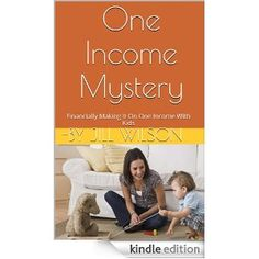How A Family Can Depend On One Income - One Income Mystery Review | Blessed Learners