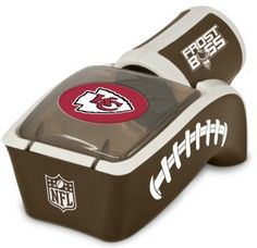 Kansas City Chiefs Frost Boss Can Cooler