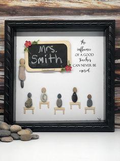 Angels Teacher Gift Sentimental Pebble Gift