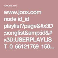 www.joox.com node id_id playlist?page=songlist&id=USERPLAYLIST_0_66121769_1501848301_1501848303&lang=id&backend_country=id&title=Boomerang+of+Boomer