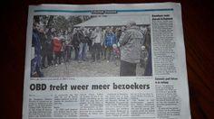 Mooi groot stuk gisteren in de Krant van Midden-Drenthe over de Open BedrijvenDag Midden-Drenthe. Het was een geslaagde dag! http://koopplein.nl/middendrenthe/5971688/minibeurs-lieving-op-obd-wederom-groot-succes.html
