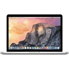 """Apple MacBook Pro w/Retina Display 13.3"""" Display - 8GB Memory - 256GB MF840LL/A"""