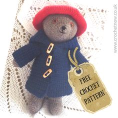 Crochet Paddington Bear - Crochet Now