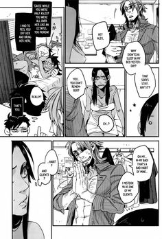Gangsta manga (I love this series)