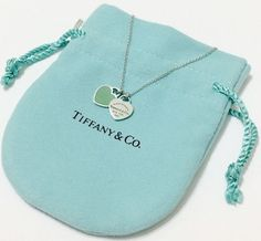Return to Tiffany Mini Heart Tags Necklace. Get the lowest price on Return to Tiffany Mini Heart Tags Necklace and other fabulous designer clothing and accessories! Shop Tradesy now