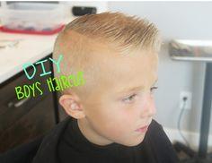 25 cute toddler boy haircuts pinterest haircuts boy hair and diy boys haircut solutioingenieria Image collections