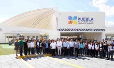 Rafael Moreno Valle inaugura Centro Comunitario de Izúcar de Matamoros