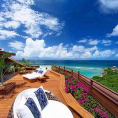 Necker Island Caribbean - British Virgin Island  Credits ✨@HotelsAndResorts✨