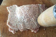 Kotlety z serem na obiad Stuffed Mushrooms, Pork, Throw Pillows, Vegetables, Cooking, Blog, Essen, Stuff Mushrooms, Kale Stir Fry