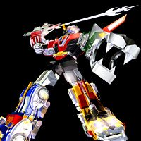 5 robotic lions that come together as one huge robot?  no wonder voltron was defender of the universe