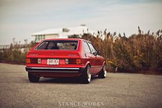 Danny Delic's 1975 MK1 VW Scirocco - StanceWorks