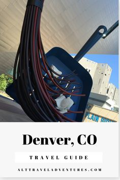 Travel guide for Denver, Colorado - including things to do, places to eat, and places to drink.