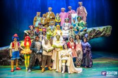 Shrek, The Musical - The Belgian Cast