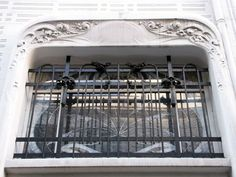 Hector Guimard (1867-1942). Hôtel particulier. 1922. 3 square Jasmin - Paris 16e - France