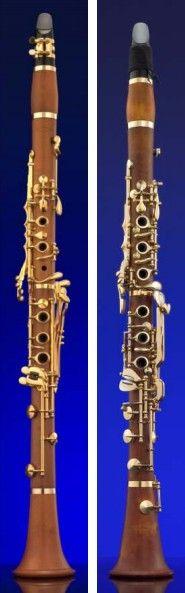 El modelo 3000 (taladro alemán, mecanismo francés) se compone de la combinación, por un  lado, del taladro ancho alemán y por otro de un cuerpo algo más grueso, lo que otorga a este  clarinete una gran amplitud dinámica, además de un sonido centrado y pleno.