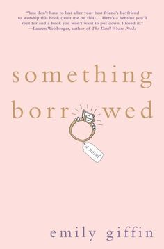 something borrowed. good-reads