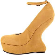 Great Lee - Mustard Suede  Luichiny $69.99